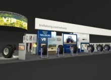 Trelleborg showcase six new innovations and products at SIMA