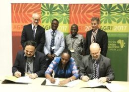 IITA and CIMMYT partner AGRA to strengthen maize production in Africa