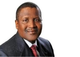 "Aliko Dangote: ""We should pray that oil prices remain low"""