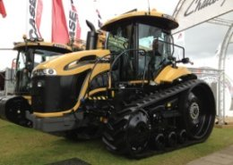 AGCO to further enhance its Challenger farm machinery brand in Africa
