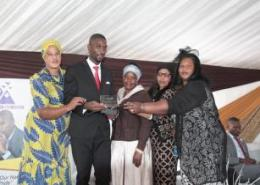 AGCO Agriculture Foundation Award goes to South Africa's Bahle Zondo Foundation