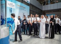 Etihad Aviation Group funds construction of water wells in Africa