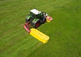 Pöttinger launches NOVADISC rear mowers for cost-effective operation
