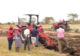 Case IH conducts commercial and operator training in Kenya