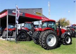 Case IH and Northmec highlight farm equipment at Nampo 2019
