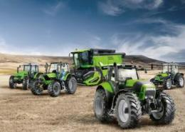 Deutz-Fahr unveiled its Global Range at SIMA 2017
