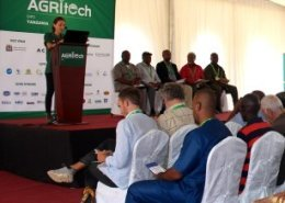 SGS Agriculture and Food speak to Agritech Expo before the event in April