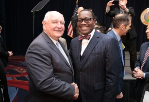 Adesina urges America to support African agriculture as a business