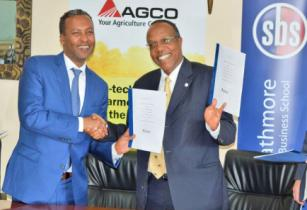 AGCO starts course to develop skills for African agricultural prosperity