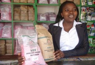 African Seed Access Index encourages competition