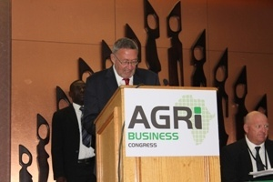 Agribusiness Congress Dr Guy Scott