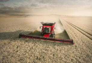 Case IH's axial-flow 250 combine updates boost productivity