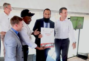 Case IH opens training academy in Zimbabwe to improve agricultural productivity