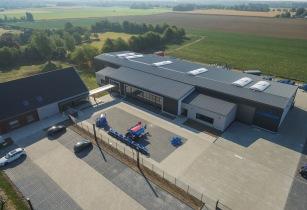 Lemken launches new training centre in Alpen