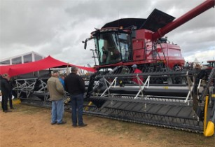 Case IH and Northmec highlight farm equipment and technologies at NAMPO Cape 2019