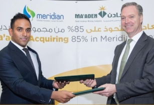 Ma'aden acquires Meridian Group in Africa