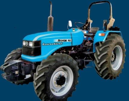Sonalika Landini SOLIS Tractor range has been successfully introduced in Southern African countries