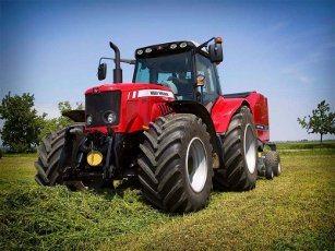 New 32hp hydrostatic tractor boosts Massey Ferguson's 1500 Series range