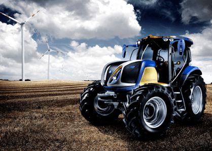 New Holland, wins, five silver medals, Agritechnica, 2011, africa, 9090x, tractor, harvester, smart key, synchroknife