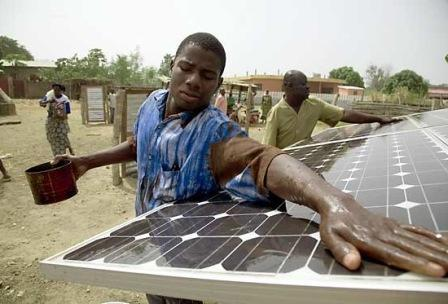 Kenyan, farmers, solar, irrigation, africa, african, kenya, pump, water, technology, power